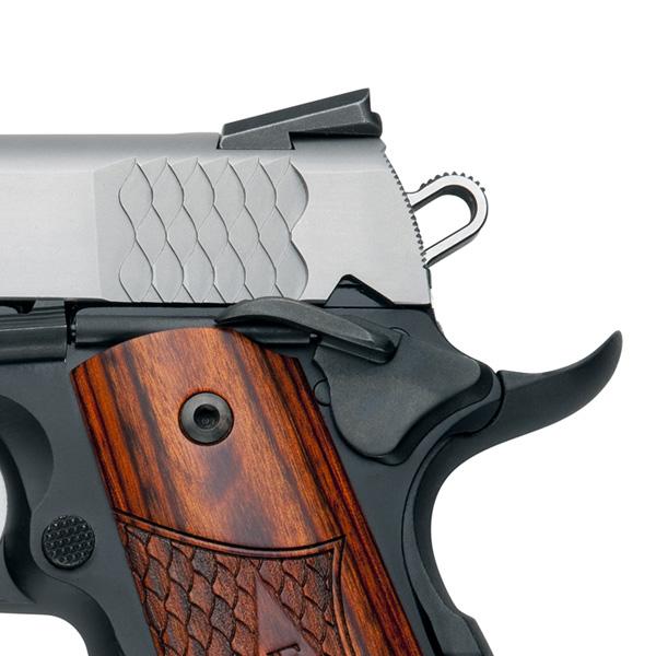Smith & Wesson Model SW1911Sc E-Series™, Round Butt, Scandium Frame Pistol